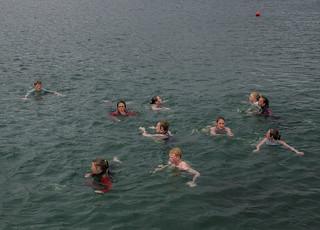 swimmers Swimmer's Ear