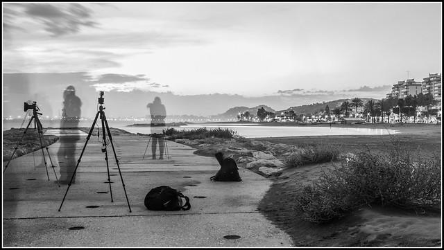 Ghost photographers