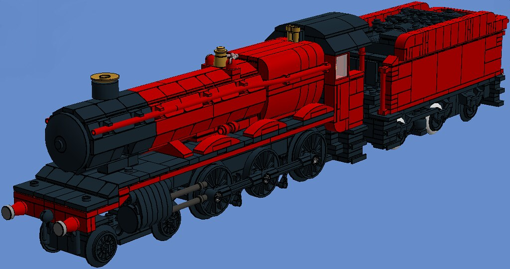5972 Olton Hall Hogwarts Express Ldd Ive Been Making Chan Flickr