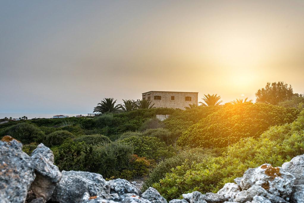 Punta Prima - Menorca sunset