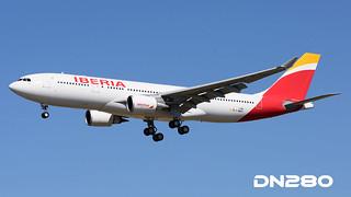 Iberia A330-202 msn 1740