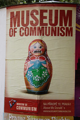 Museum of Communism poster
