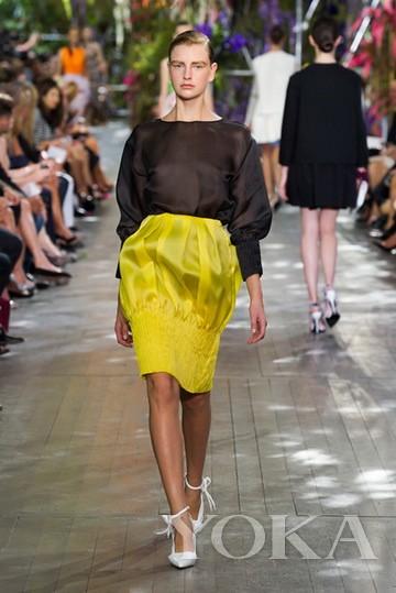 Dior spring/summer 2014 series