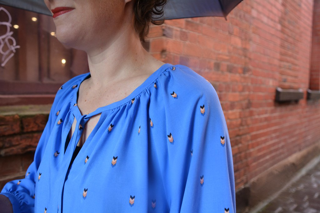 true bias 39 roscoe blouse blogged about here anna flickr. Black Bedroom Furniture Sets. Home Design Ideas