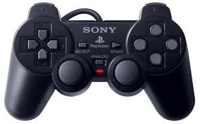 Mando Dual Shock 2 de PlayStation 2 (Sony)