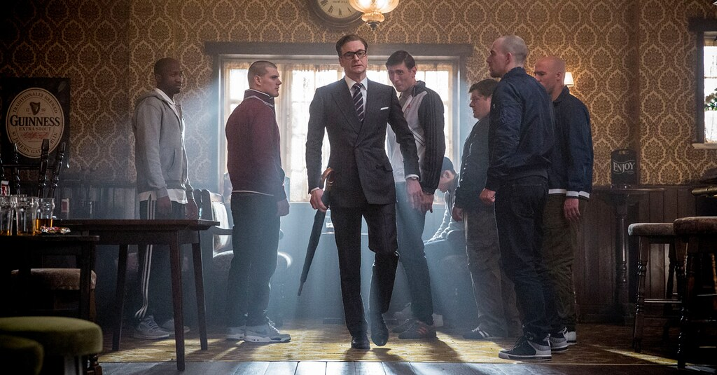 'Kingsman: The Golden Circle' Review: The Same Outrageous Style