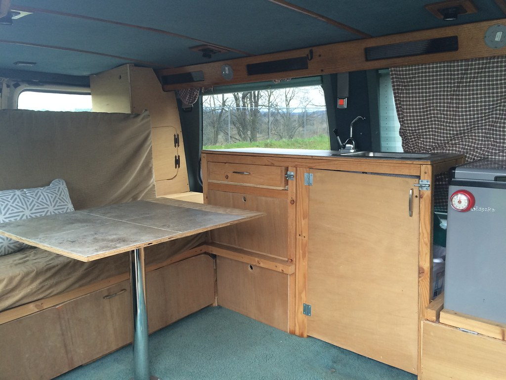 1994 Chevy G20 Westy Camper Van Conversion