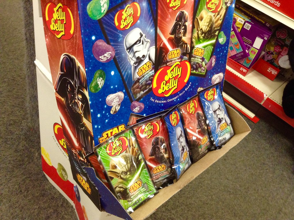 Star Wars Jelly Belly Beans, 2/2015, by Mike Mozart of The… | Flickr