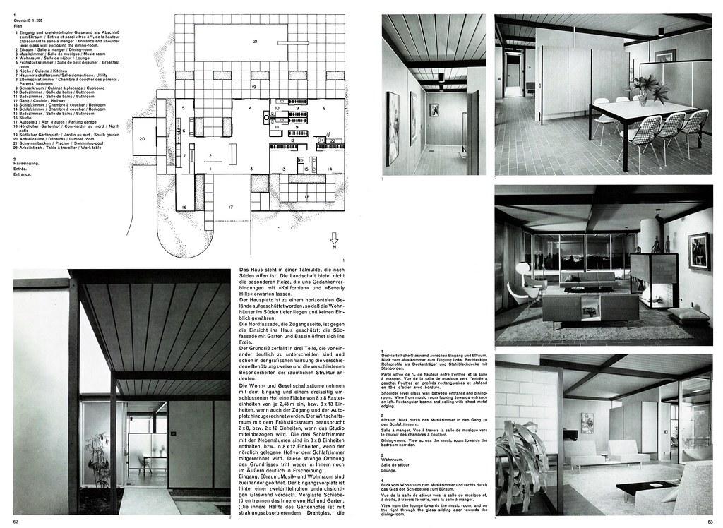 Craig Ellwood Case Study House No 18 2 Of 5 Bauen