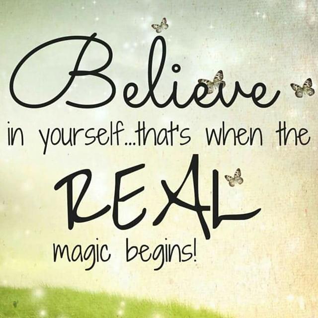morning sunday believeinyourself empowering quote mo
