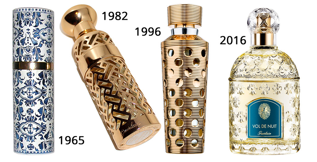 Monsieur Guerlain: BOTTLES