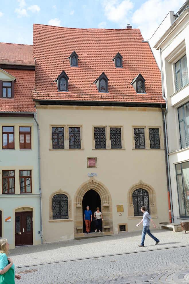 7824 Sterbehaus Von Martin Luther In Eisleben In Dem Gebä Flickr