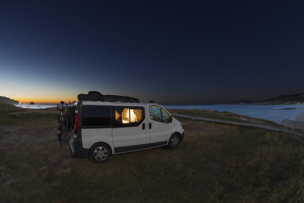 Superbe van-europe-espana-galicia-travel-renault-trafic-l1h1-fourg… | Flickr #PQ_43
