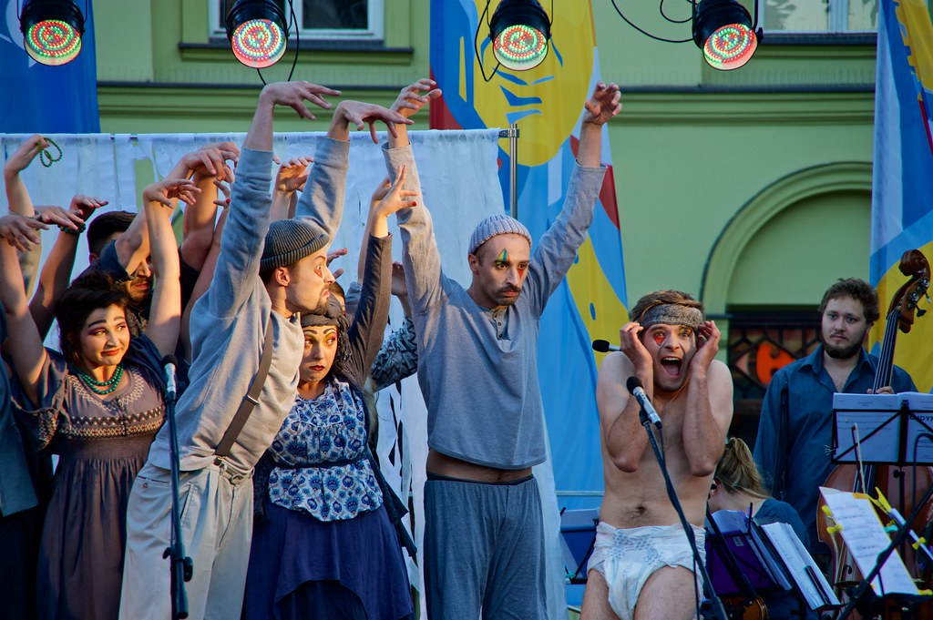 Teatr Pijana Sypialnia Loydyrydy 29 Ulica Internation