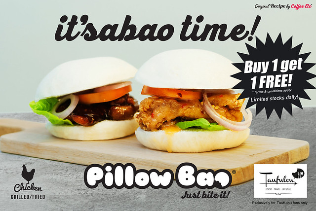 Pillow bao_blogger promo
