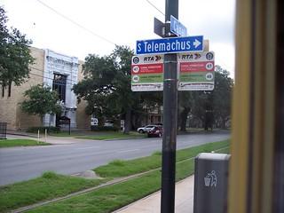 Telemachus St