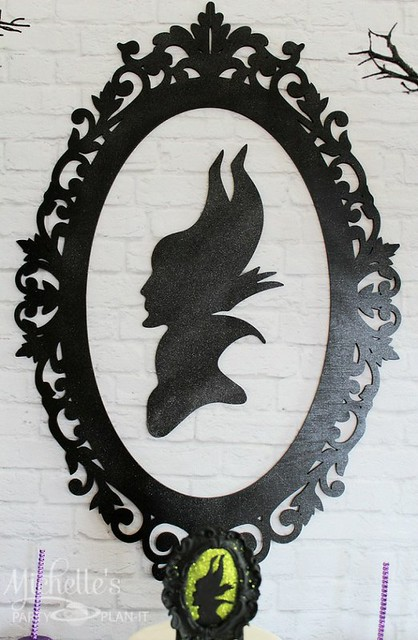 h.maleficent frame