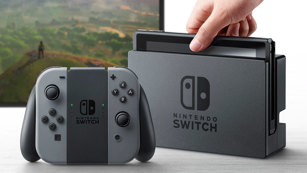gamer news nintendo switch launches march 2017
