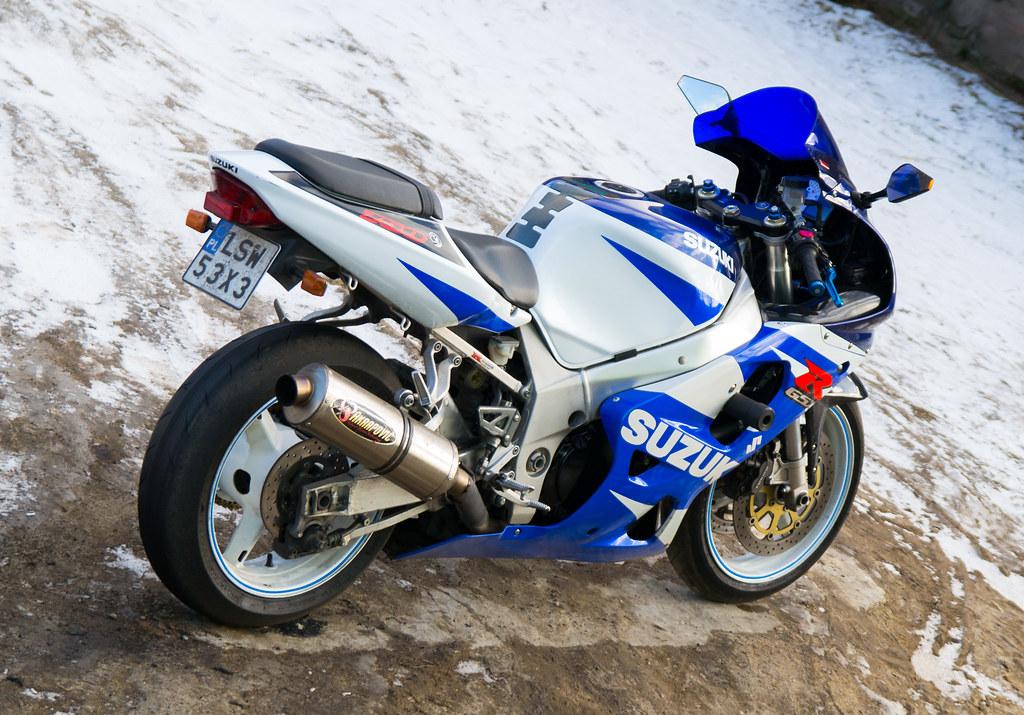 Suzuki GSX-R 750 K1 | Daniel Pawlak | Flickr