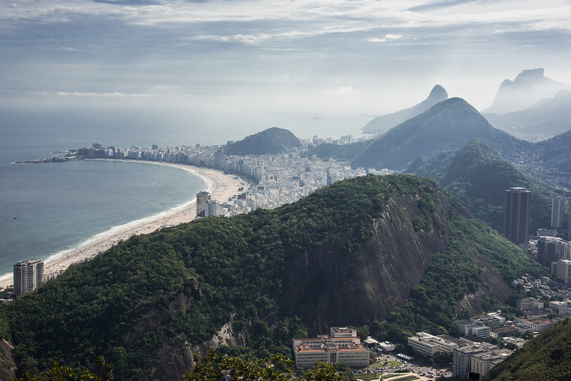 Copacabana from the Sugarloaf
