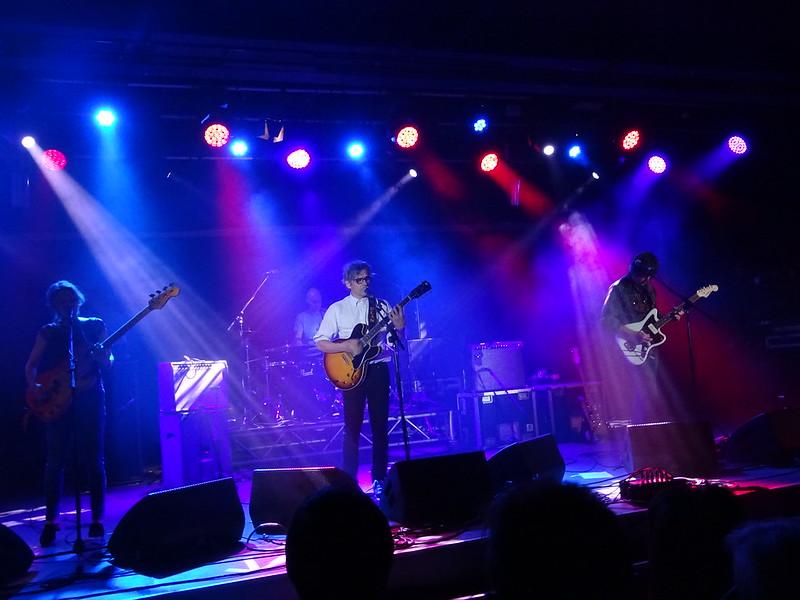 Luna on stage at Butlins, Bognor Regis