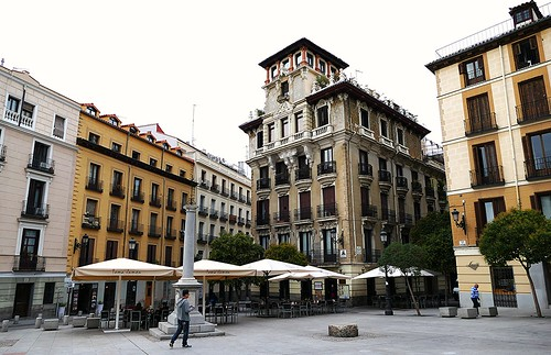 Casa palacio de ricardo angustias en plaza de ramales ma flickr - Casa ricardo madrid ...