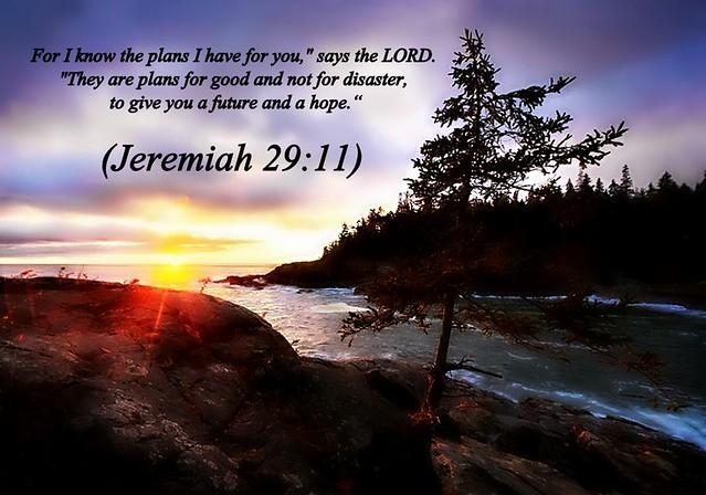 Jeremiah 29 11 nlt flickr photo sharing - Jer 29 11 kjv ...