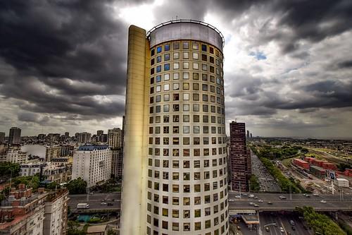 El Rulero La Torre Prourban Es Un Edificio De Oficinas