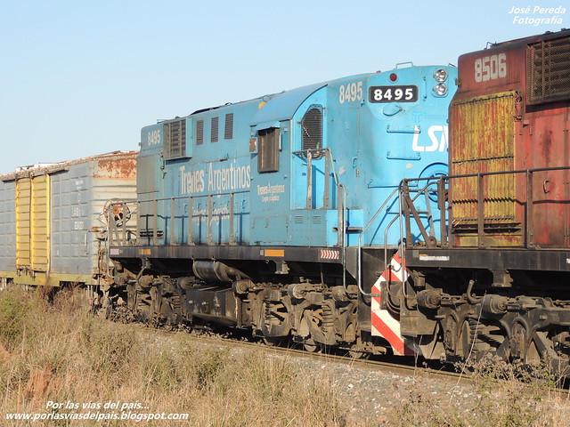 ALCO RSD16 8506 - 8495