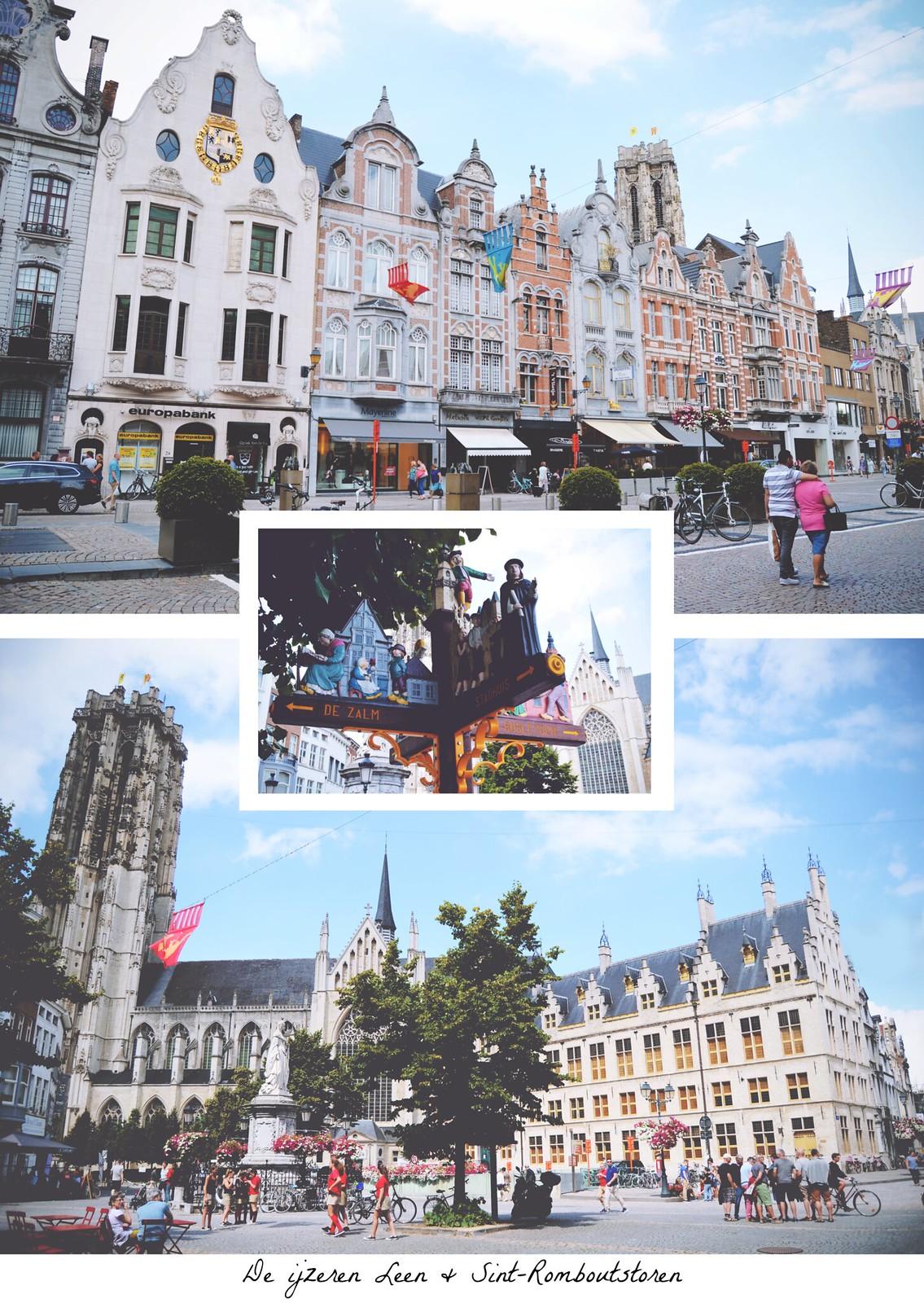 Mechelen, België is een van de 17 bestemmingen die door It's Travel O'Clock wordt getipt voor 2107