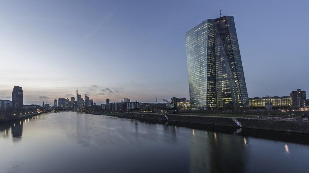 neue Europäische Zentralbank - European Central Bank | Flickr