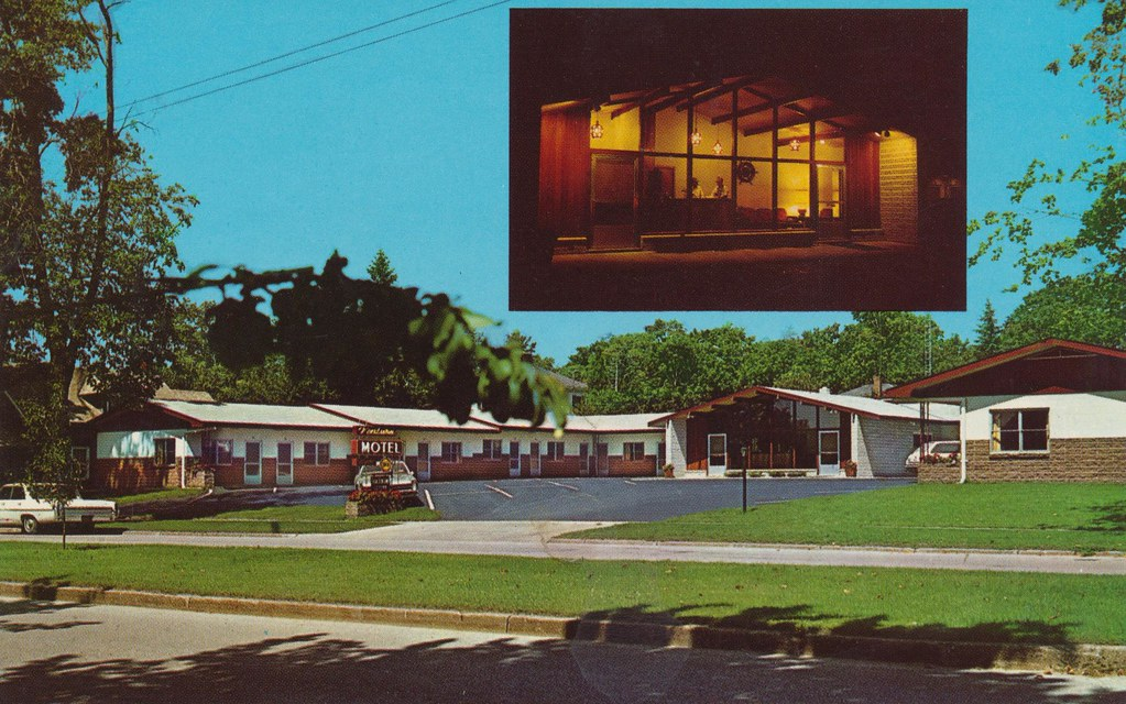 Ventura Motel - Ludington, Michigan