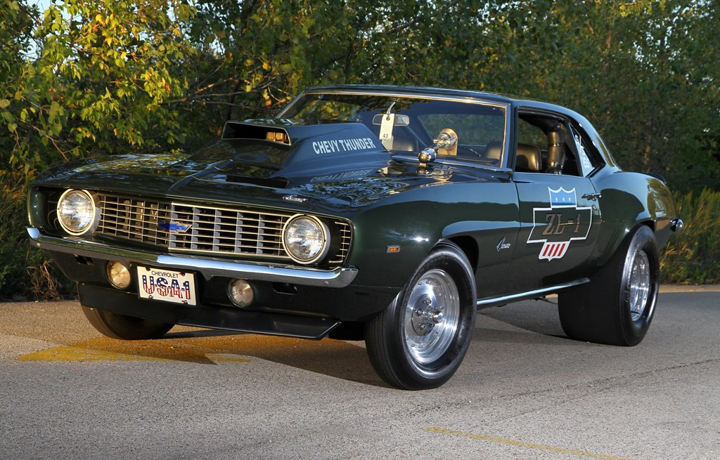 1969 Zl1 Camaro Copo 9560 65 With Copo 9737 Flickr