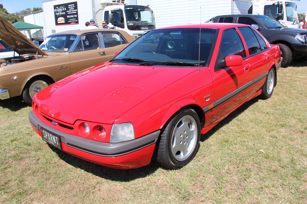 1994 ford ed falcon xr8 sprint sedan