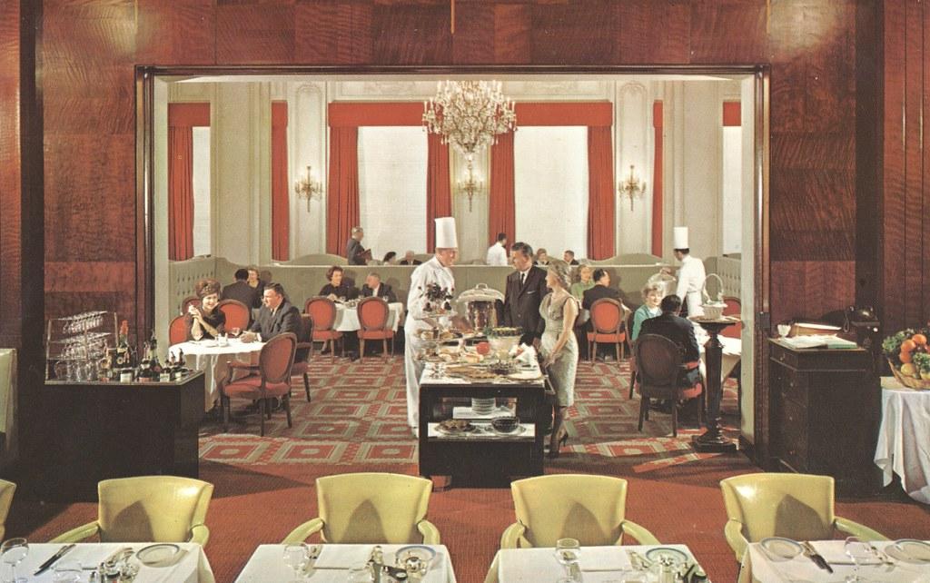 Clift Hotel - San Francisco, California