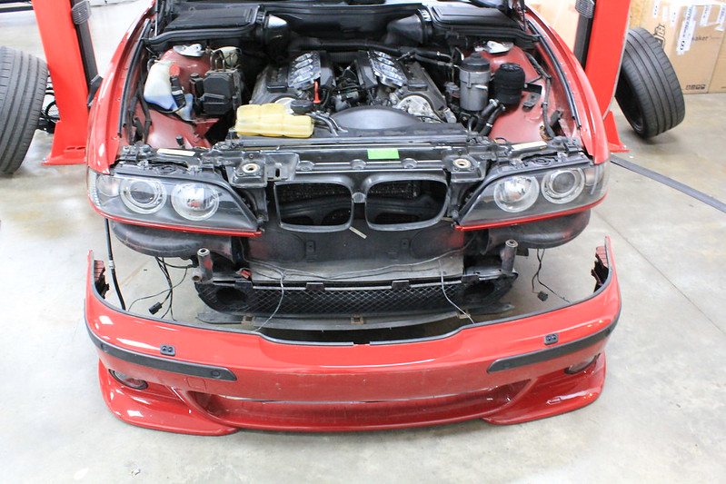 E39 M5 Evolve Stage 2 Supercharger Install   BMW M5 Forum