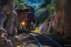 2014 - Copper Canyon - El Chepe at Posada Barrancas Depot