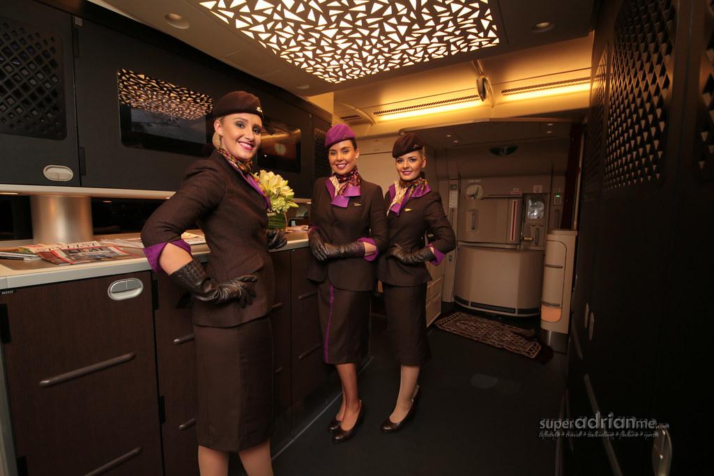 Etihad Airways New Airbus A380 A6 Apa Etihad Airways