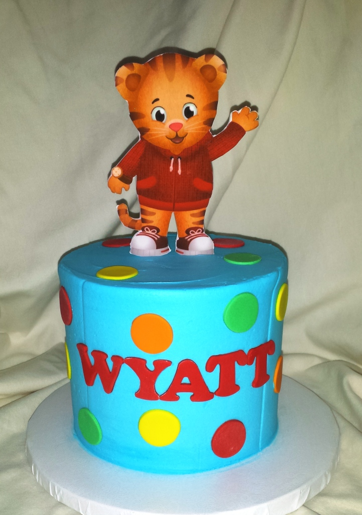 Daniel Tiger Smash Cake Mick Robson Flickr