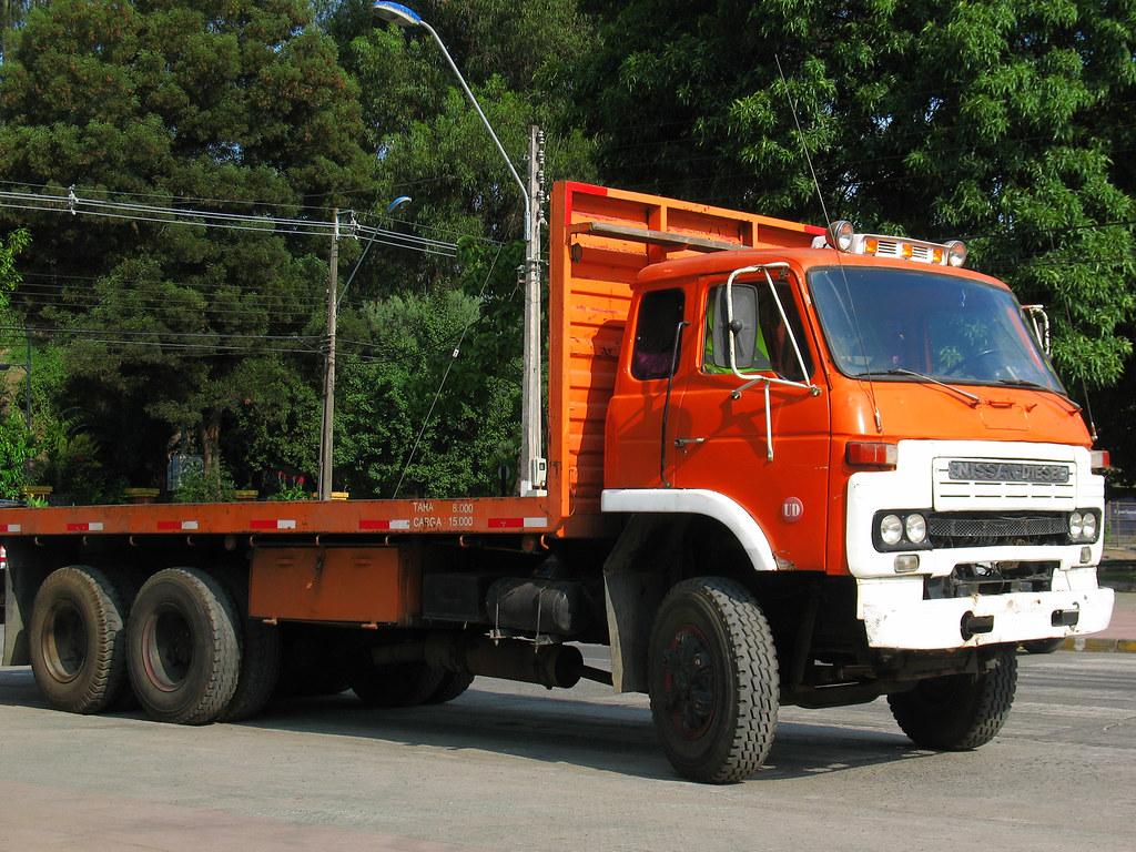 Nissan Diesel Truck >> Nissan Diesel UD CD 33 1983 | RL GNZLZ | Flickr