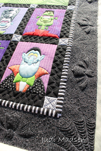 6 Amy Bradley S Happy Halloween Quilted By Judi Madsen