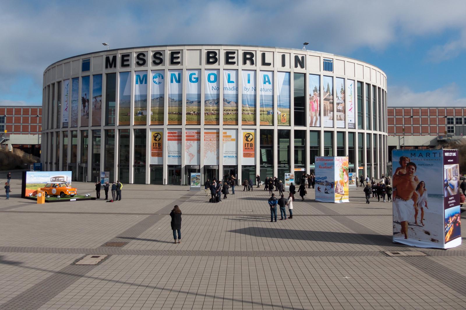 Досуг: ITB Berlin