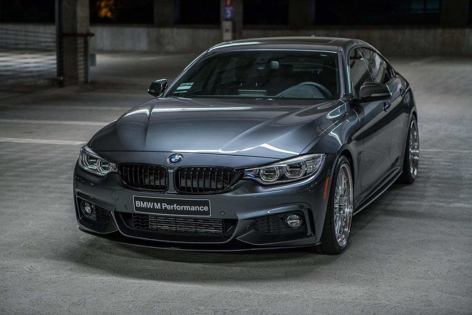 Mineral Grey F36 Gran Coupe Build Thread