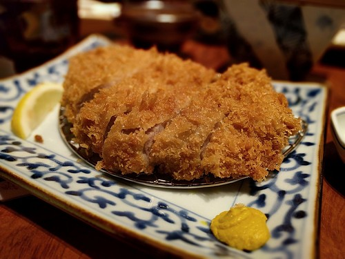 Gin-Jo-Pork Fatty Loin Katsu Set
