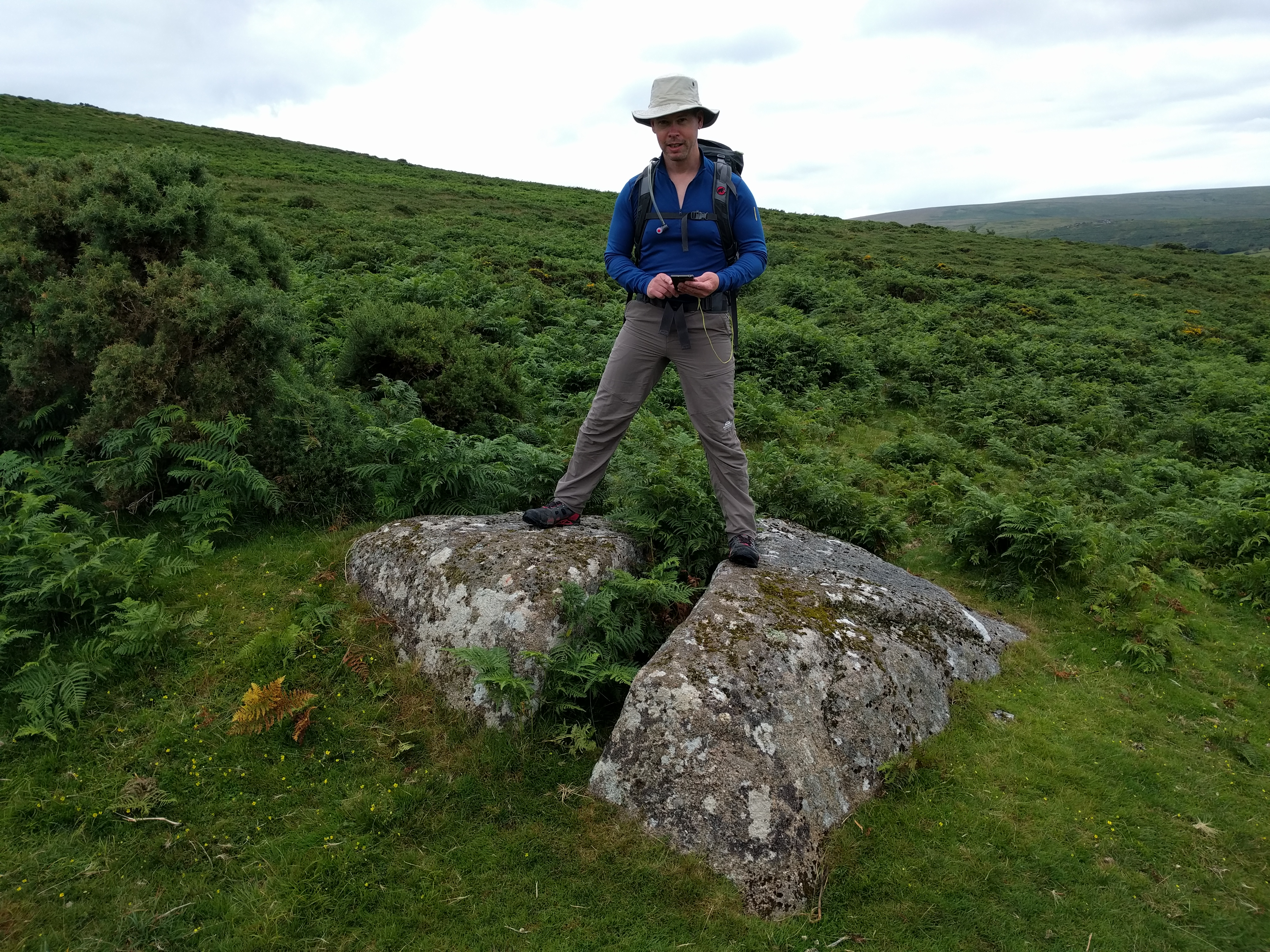 Coffin Stone #dartmoor #sh