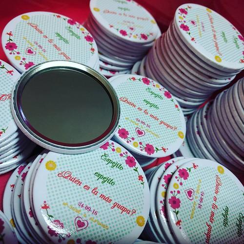Espejos de bolsillo personalizados para bodas y ocasiones flickr - Espejos de bolsillo ...