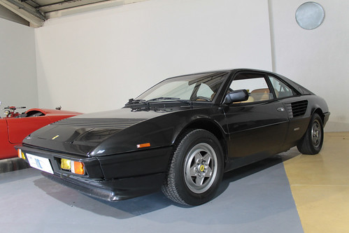 ferrari mondial qv ferrari mondial quattrovalvole lors d 39 u flickr. Black Bedroom Furniture Sets. Home Design Ideas