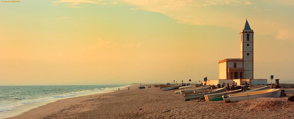 playa salinas espana
