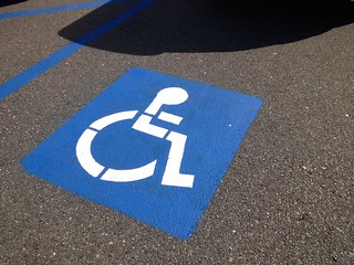 Accessible parking | by SmartSignBrooklyn