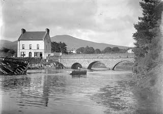 Brandy Hall Bridge Castletown-Berehaven. | by National Library of Ireland on The Commons